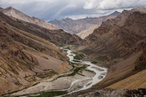 """Journey from Leh to Kelong, India"""